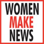 WOMAN MAKE NEWS