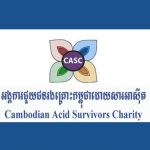 CAMBODIAN ACID SURVIVORS CHARITY - CASC
