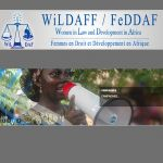 WOMEN IN LAW AND DEVELOPMENT IN AFRICA